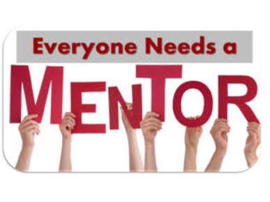 Everyone needs a mentor link for Web