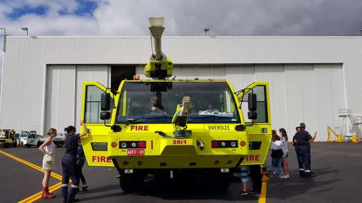 Aviation Fire Fighting Adelaide