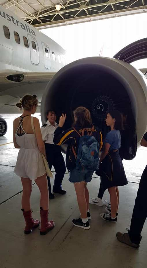 Learning about Jet engines