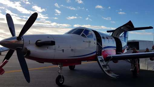 RFDS at the Careers Day